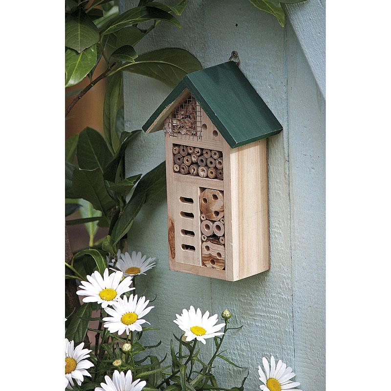insekten villa. Black Bedroom Furniture Sets. Home Design Ideas