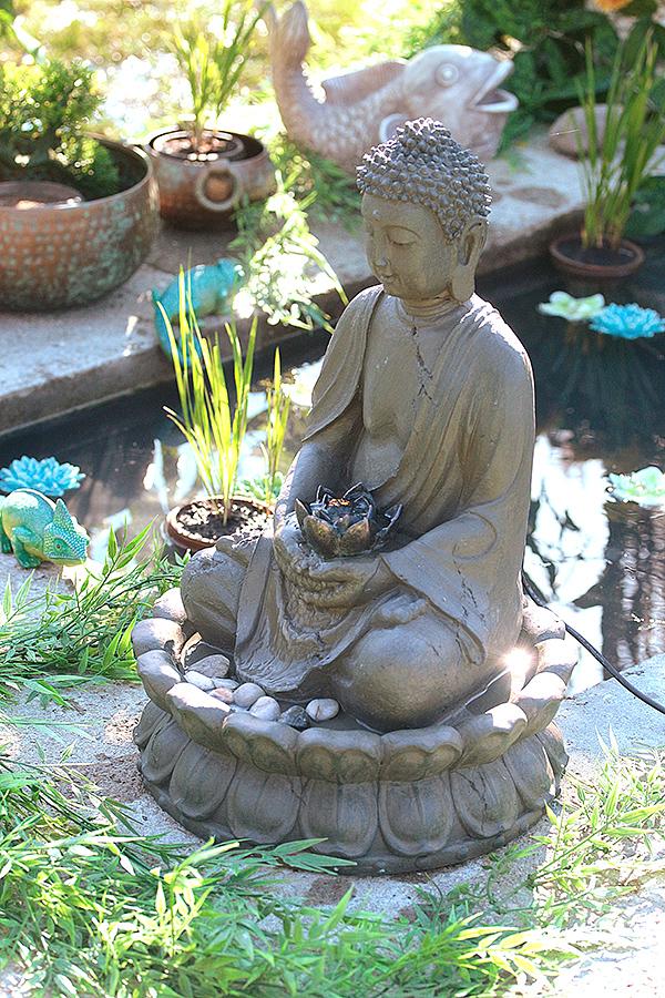 Gartenbrunnen buddha - Gartenbrunnen buddha ...