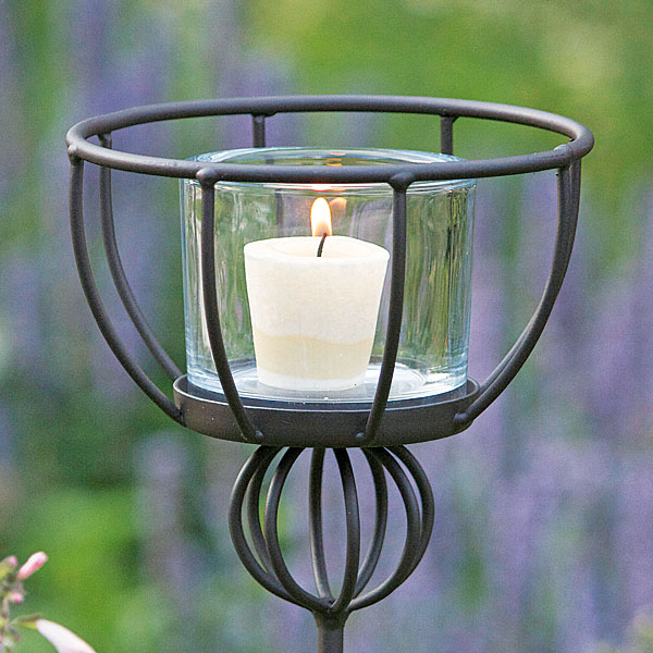 Windlicht padua - Gartendeko glas ...