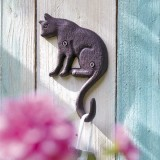 """Wandhaken """"Katze"""""""