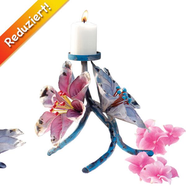 Kerzenst nder orchidee for Gartendeko reduziert