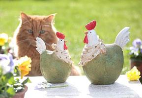Ostern bei Keimzeit