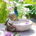 Hier finden Sie alle unsere Dekoartikel aus Kunststein für Garten und Balkon