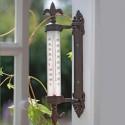"""Außen-Thermometer """"Lilie"""""""
