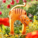 "Gartenstecker Beet-Tiger ""Tigger"""