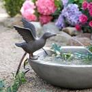 A1242 Wasserspeier Ente