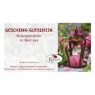 Geschenk-Gutschein 30 Euro