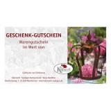 Geschenk-Gutschein 75 Euro