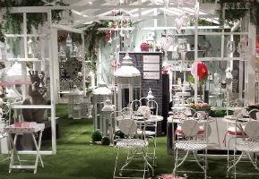 Showroom Gartendekoration