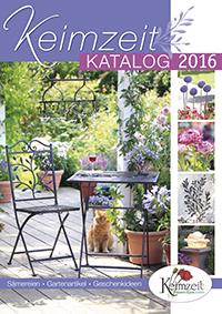 Keimzeit-Katalog 2016