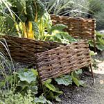 Hier finden Sie alles aus Weide für Ihren Garten - Weidenzäune, Weidenkörbe, Weidenspaliere, Weidenhöhlen und vieles mehr