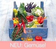 NEU: Gemüse!